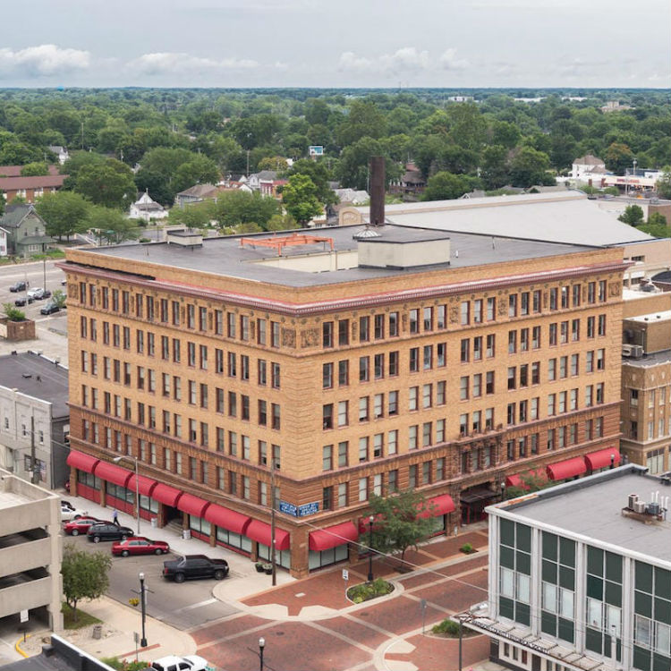 Commercial Leasing at The Union Building